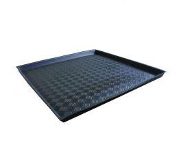 Flexibele Zwarte tray 1m2