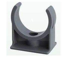 PVC buisklem 25mm (p. doos à 10 stuks)