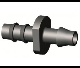 verbindingstuitje 3.5 mm tbv Rayet of Cobra slang zak à 500 stuks (PE D 3.75)