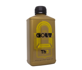 GOUT | Topharder 3 | 500ml