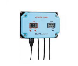Hanna | Gro'check pH & EC combo continu meter