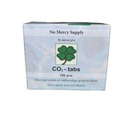 No Mercy Supply Co2 Tabs | 150pcs