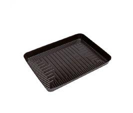 Tray t.b.v. 4x4 pluggen | met gaatjes 31 x 51 x 4 cm