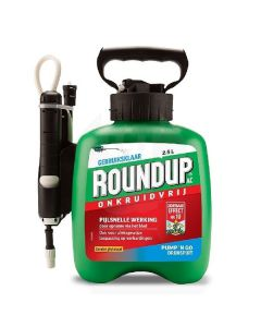 Roundup Natural 2.5L drukspuit